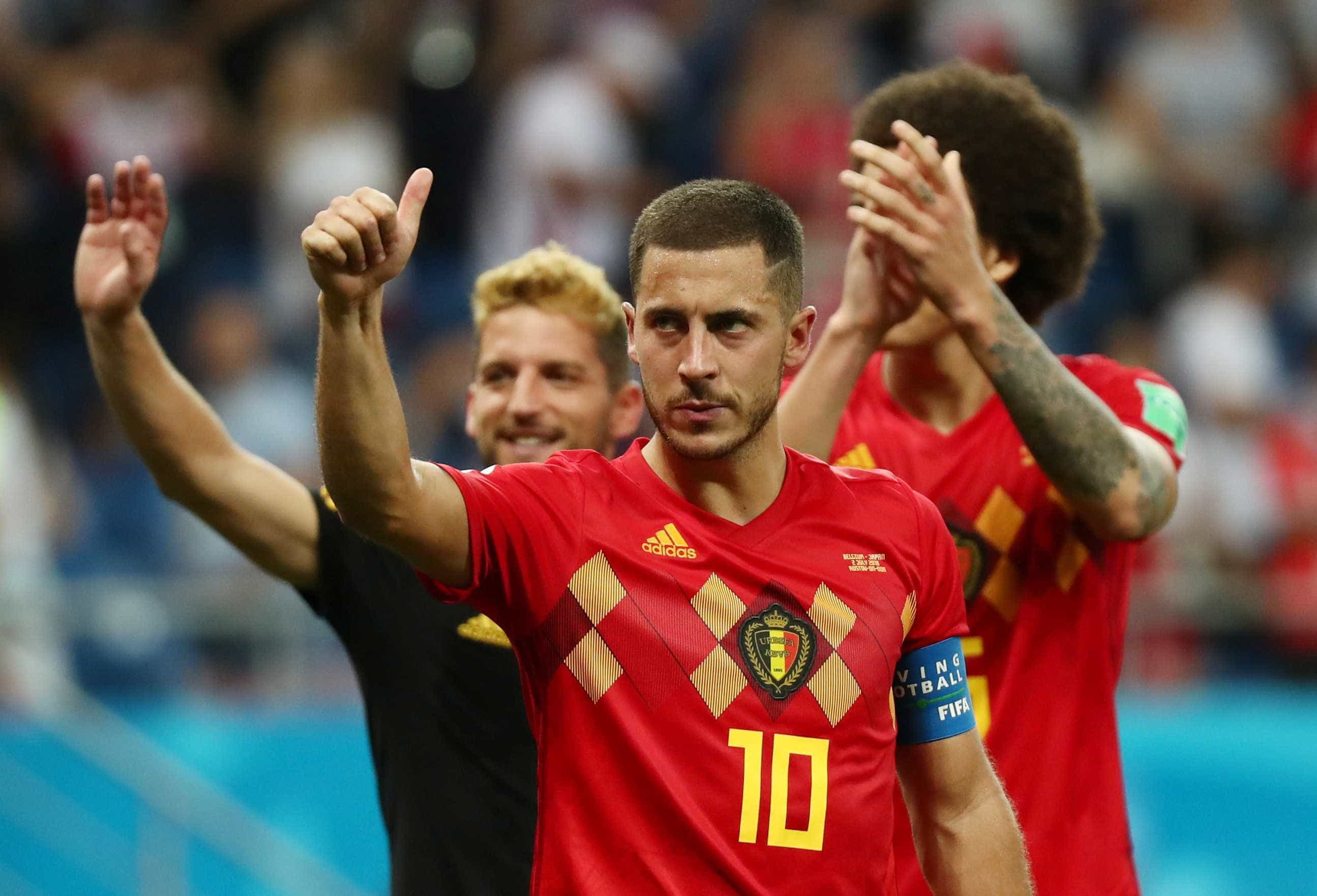 Bélgica empata com França na liderança no ranking da Fifa; Brasil é 3º