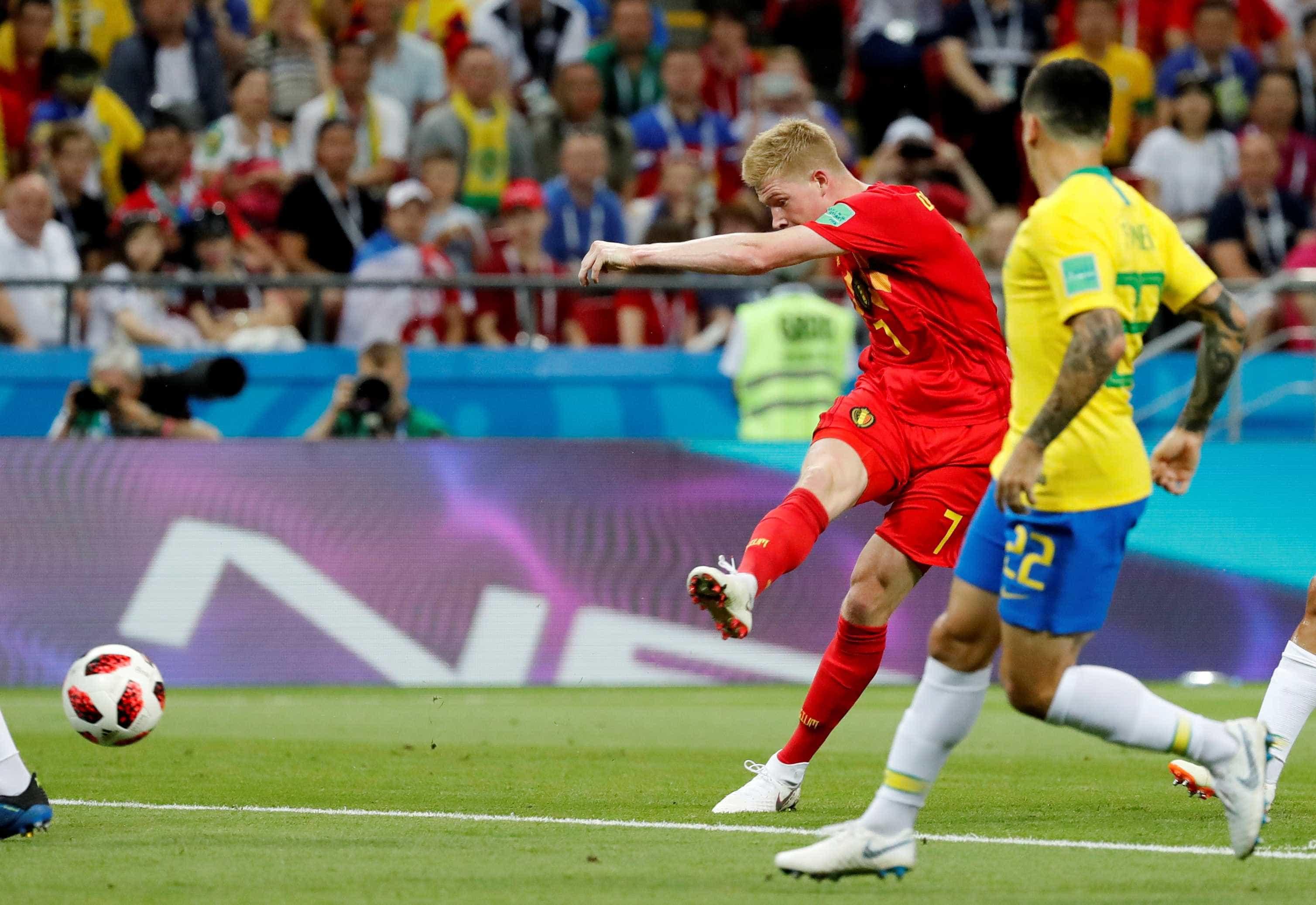 Algoz do Brasil, Bélgica fecha ano na liderança do ranking da Fifa