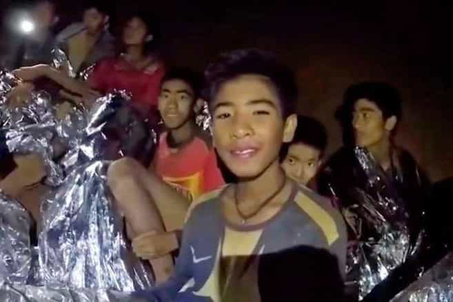 Jovens resgatados na Tailândia terão alta na quinta-feira