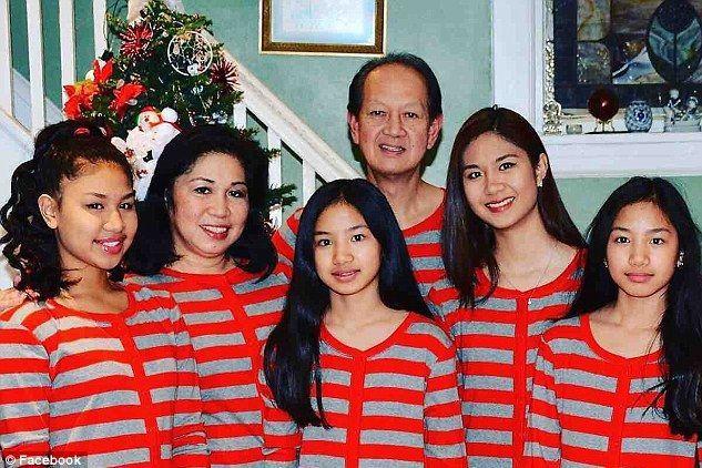 Acidente de carro mata pai e quatro filhas nos Estados Unidos