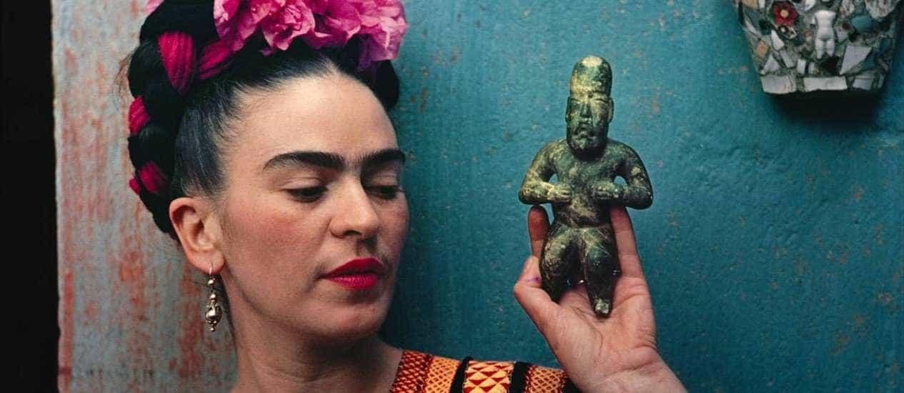 Exposição em museu de Londres sobre vida de Frida Kahlo bate recordes