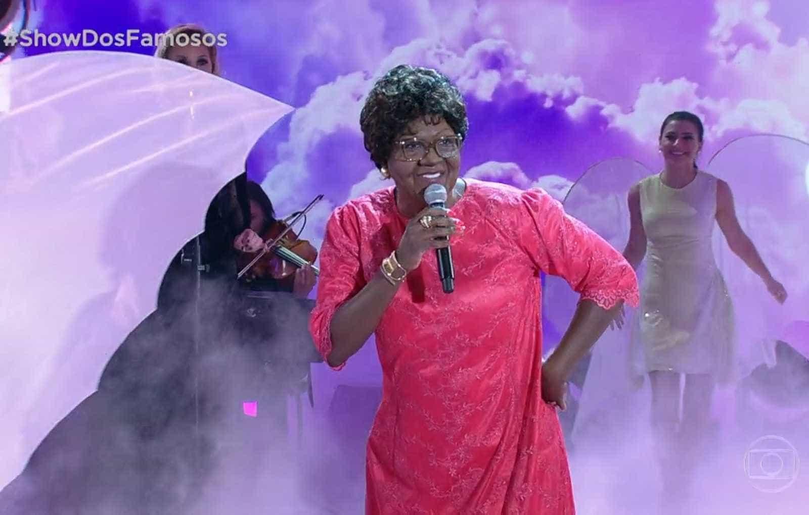 Homenageando Dona Ivone Lara, Mumuzinho é campeão do 'Show dos Famosos'