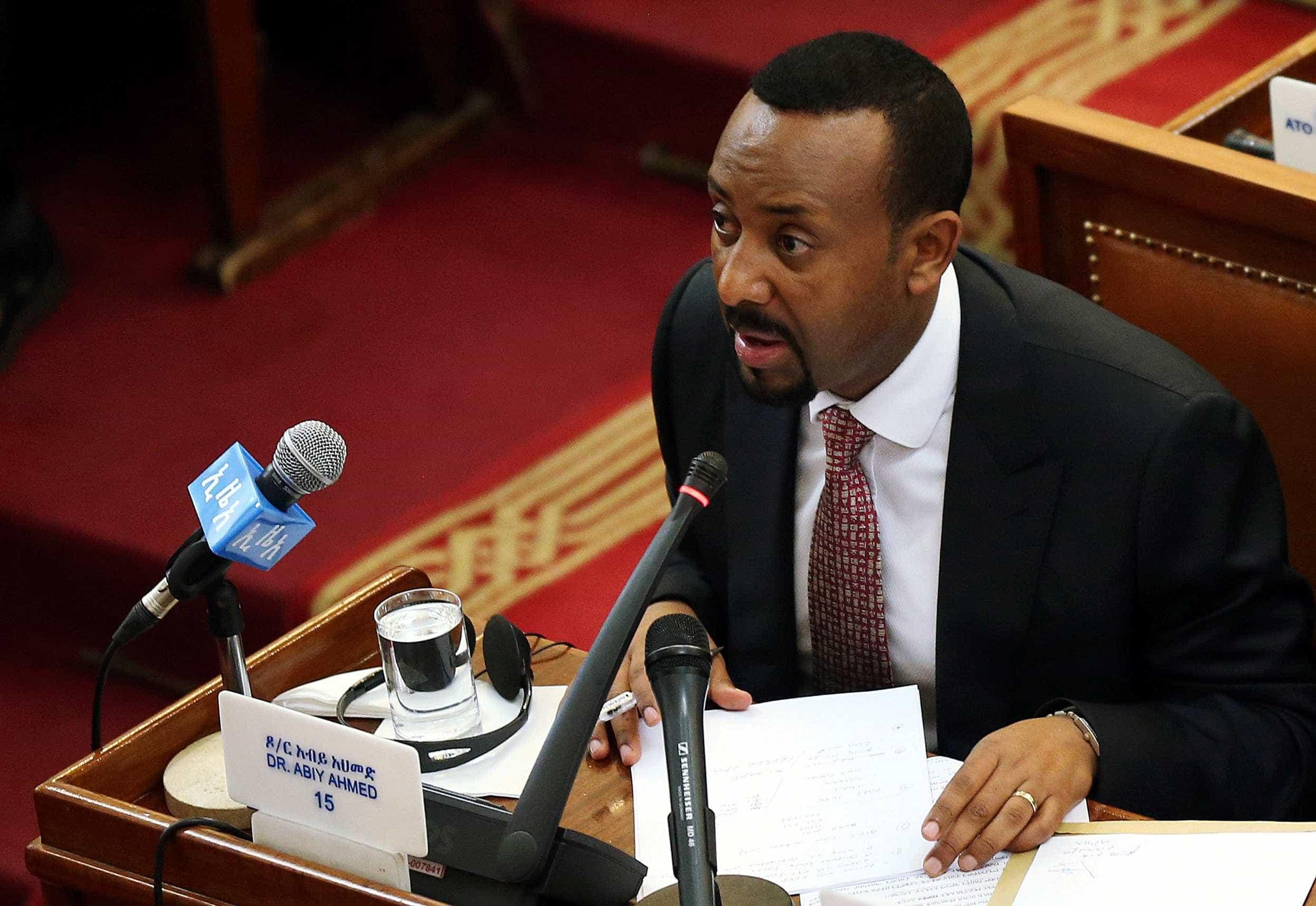 Após 20 anos, Etiópia e Eritreia põem fim a guerra