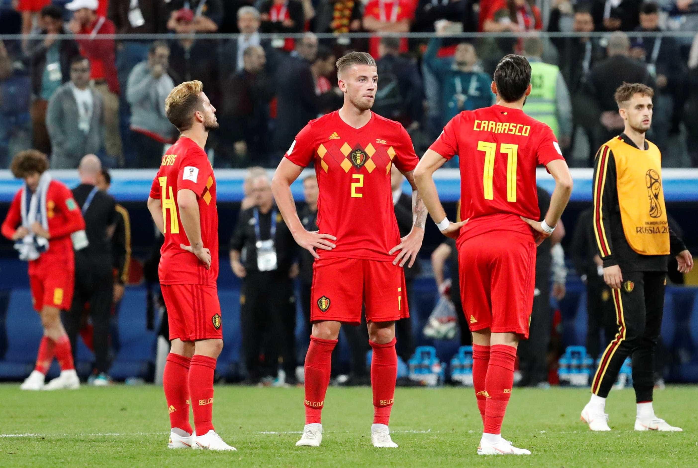 Belgas dizem que mereciam mais e criticam retranca francesa
