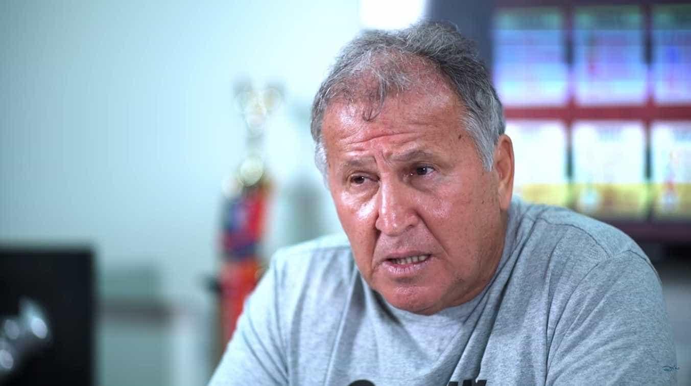 Zico pede intervenção na CBF: 'Se não houver, não vai resolver'