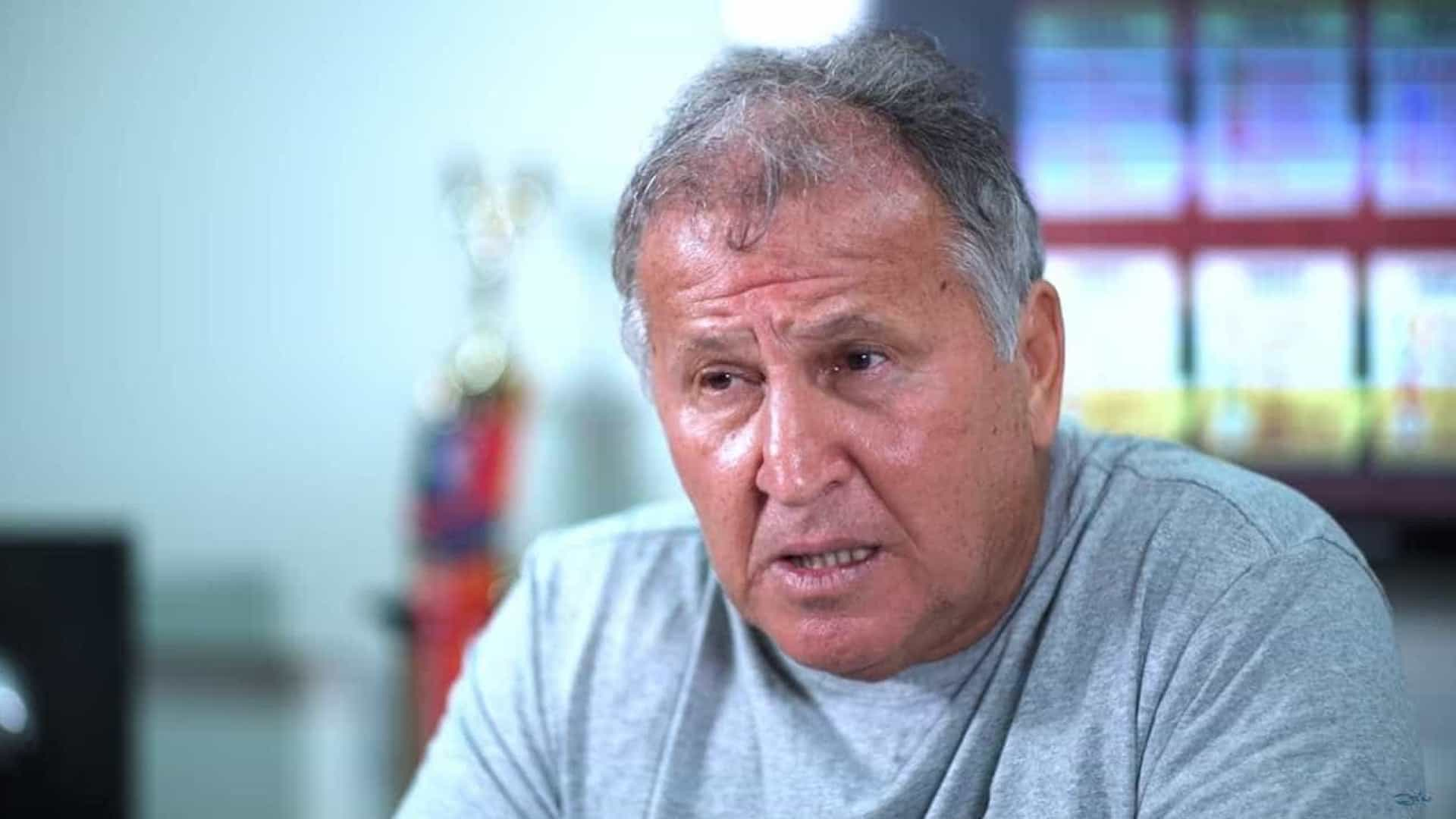Zico presta solidariedade e cobra esclarecimentos sobre incêndio