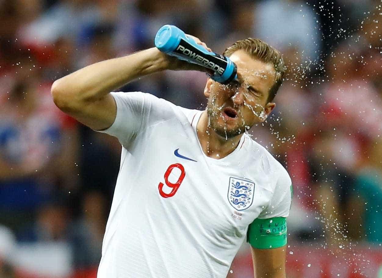 Kane admite 'retranca' inglesa e lamenta eliminação na semifinal