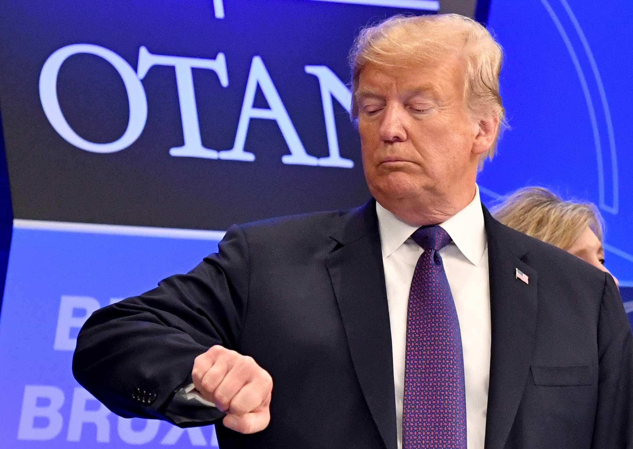 Trump pede que Otan dobre meta para defesa