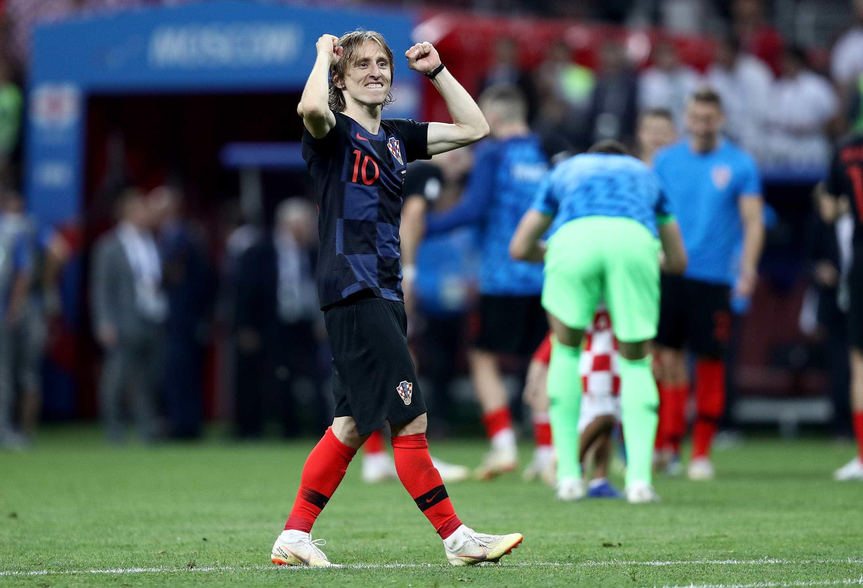 Modric revela promessa de jogadores croatas em caso de vitória na final