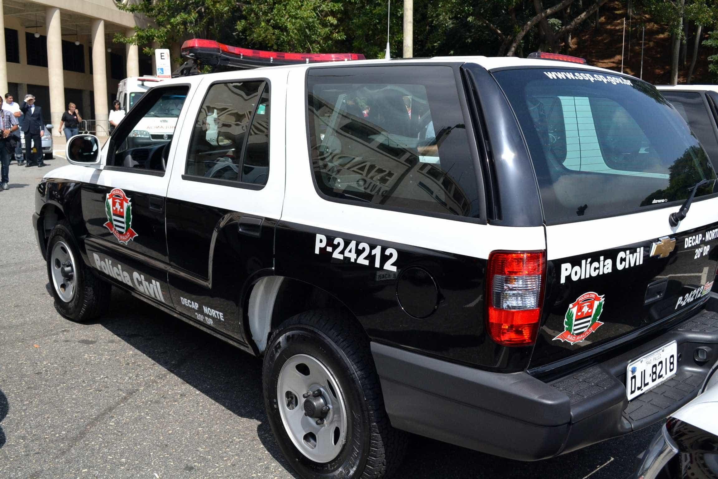Polícia Civil faz operação para capturar foragidos da Justiça em SP