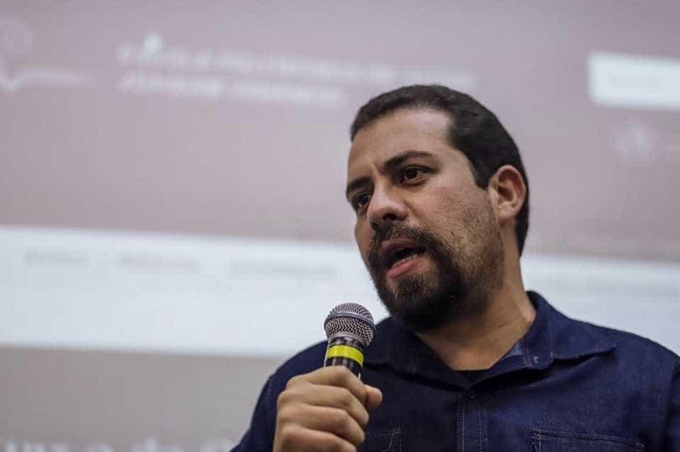Boulos: Bolsonaro é quem 'deveria estar preso'