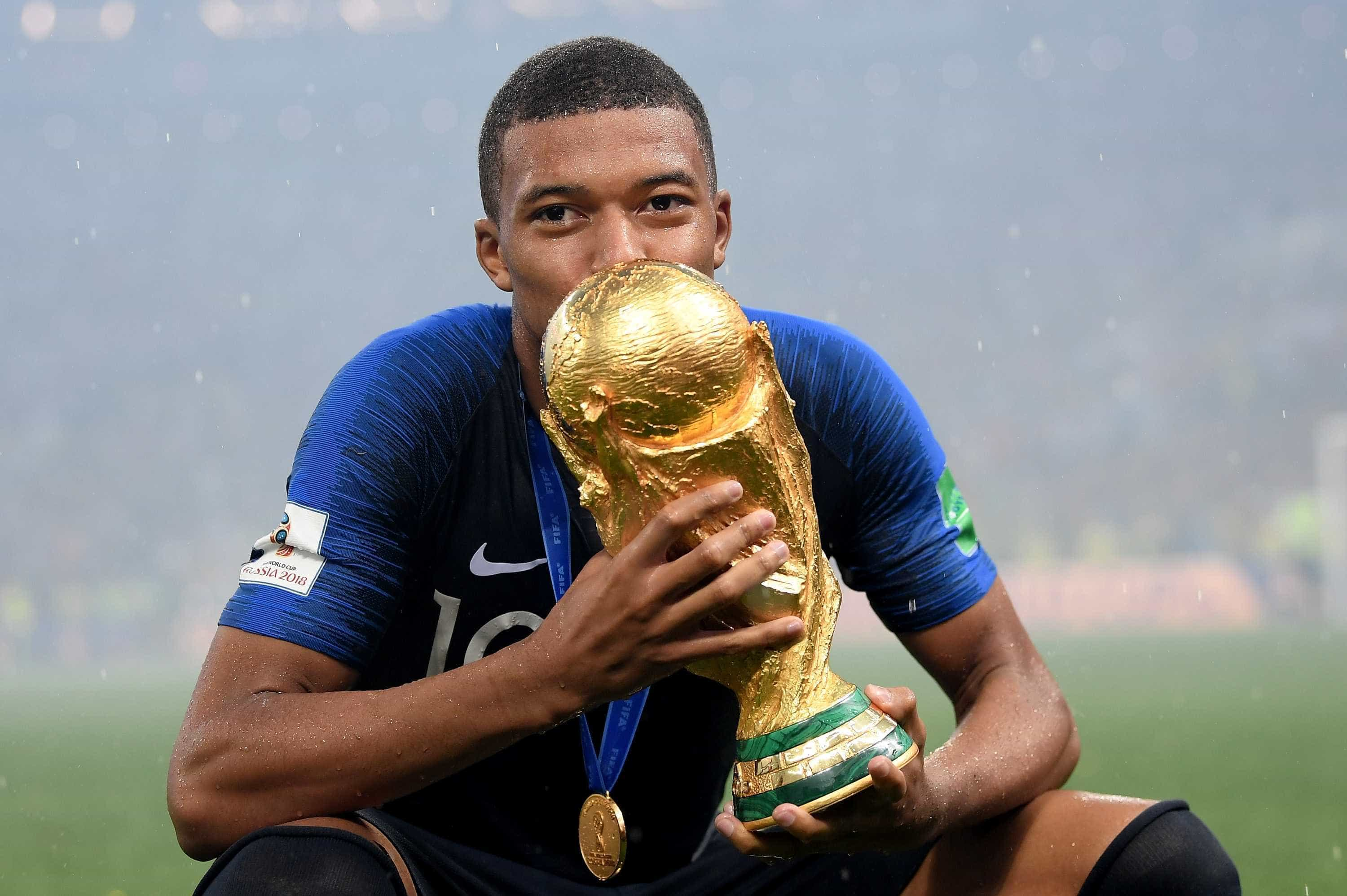 Mbappé e mais 10; veja o time ideal da Copa do Mundo da Rússia
