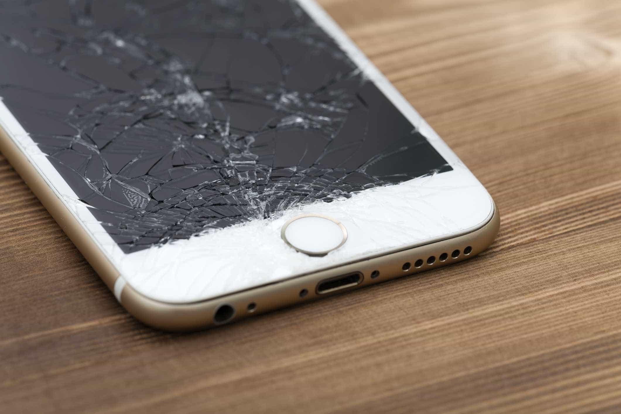 iPhone 'sobrevive' a queda de 350 metros de altura
