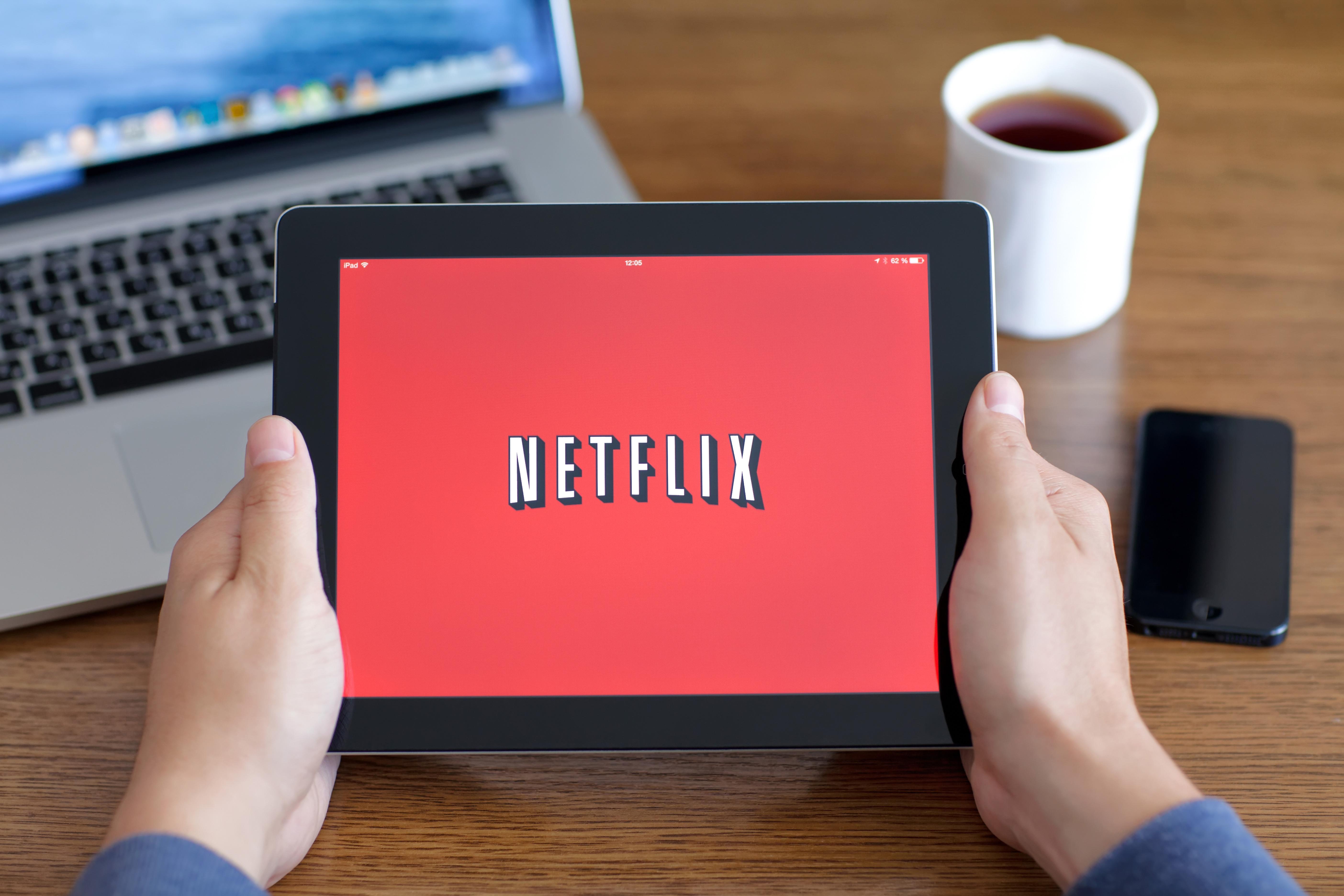 Netflix consome 15% do tráfego de internet no mundo, diz estudo
