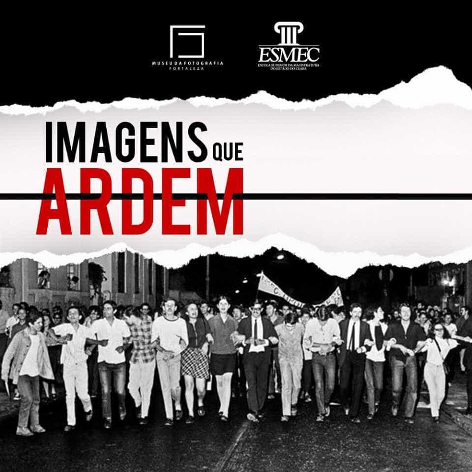 """Museu da Fotografia Fortaleza realiza exposição """"Imagens que Ardem"""""""
