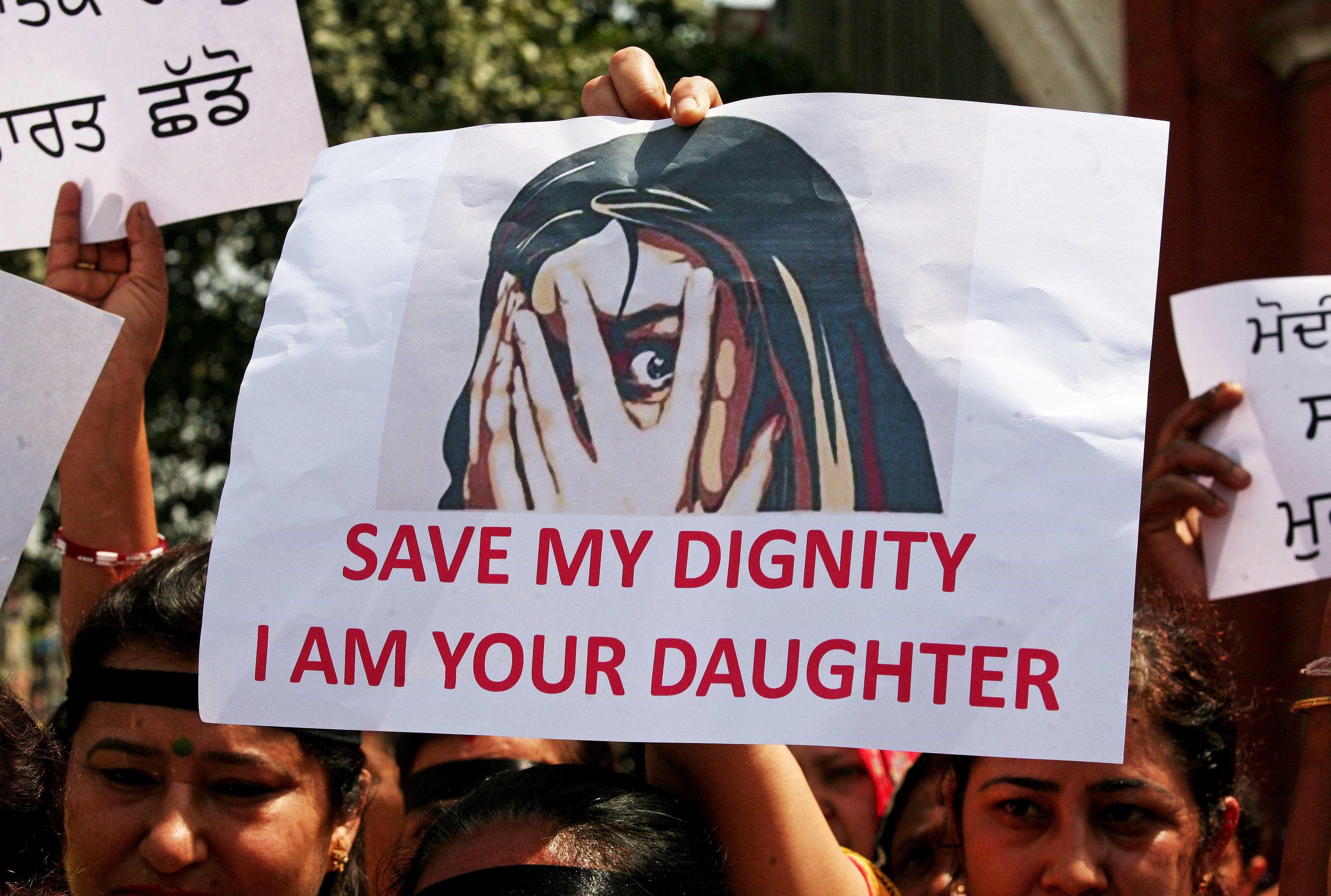 Indiana de 12 anos é estuprada durante 7 meses por 22 homens