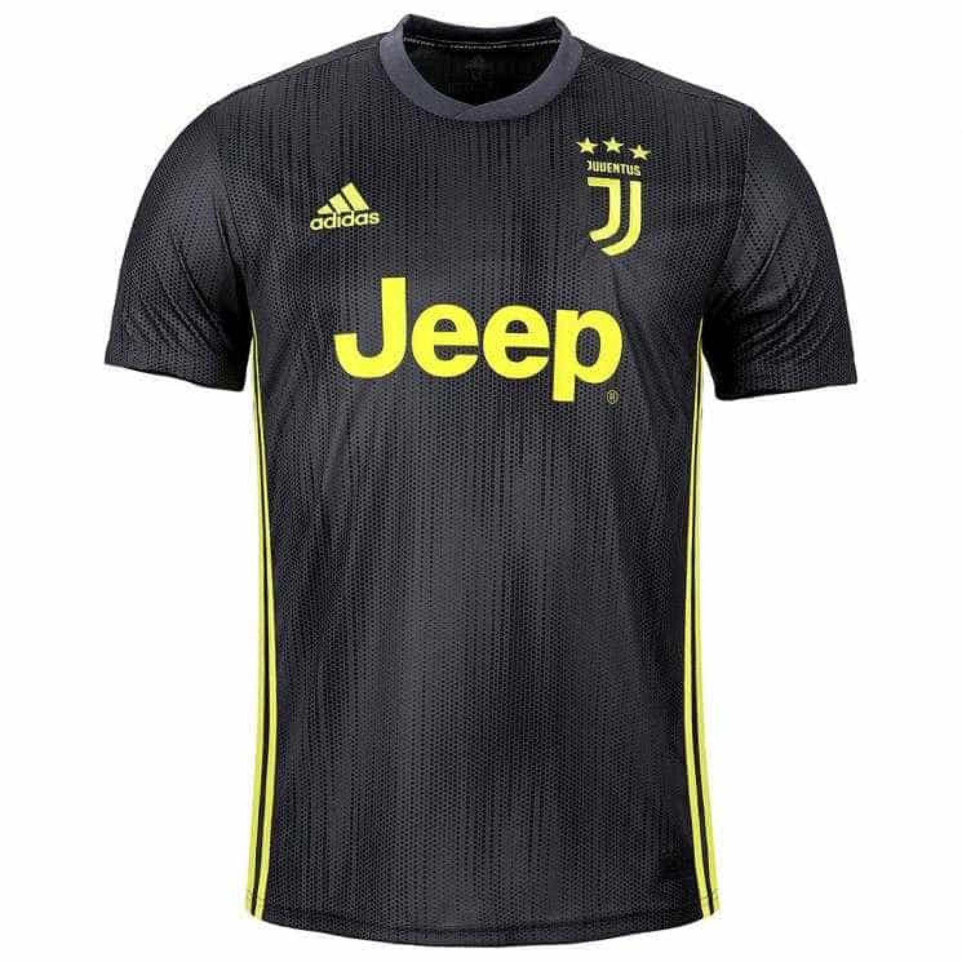 62654145e3 Juventus lança uniforme com plásticos coletados dos oceanos