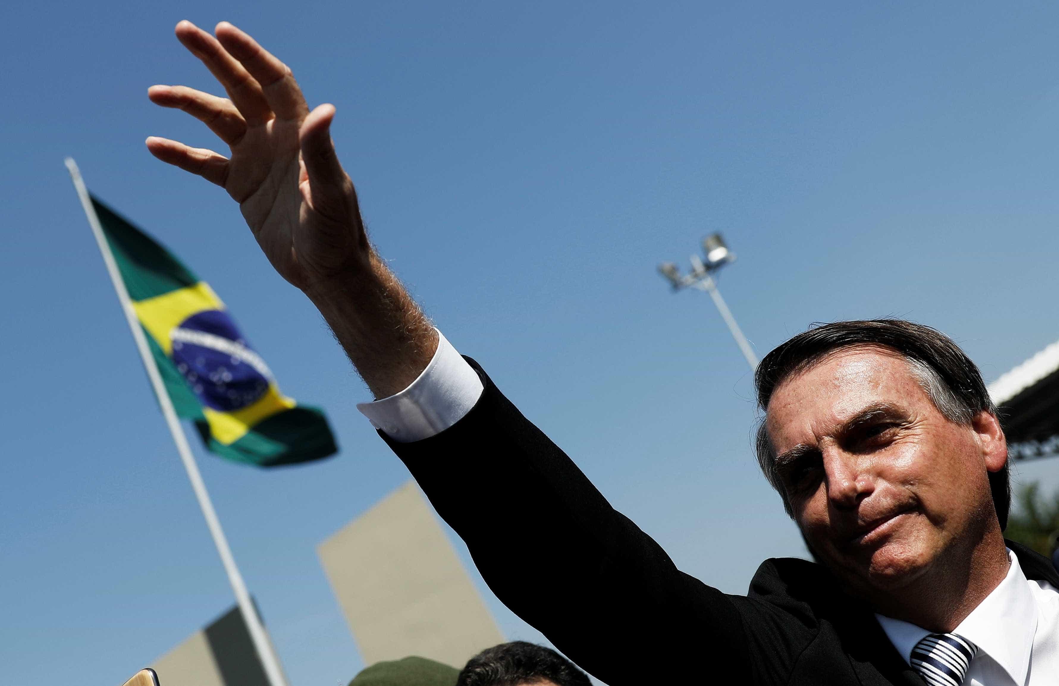Palestinos atacam decisão de Bolsonaro sobre Jerusalém