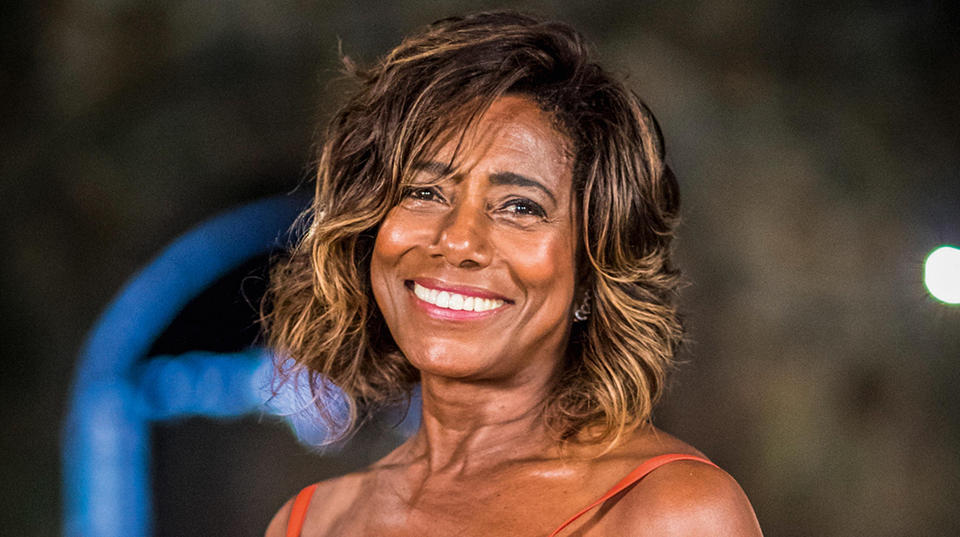 Gloria Maria 'ameaça' repórter: 'Se ele aparecer morto, fui eu'