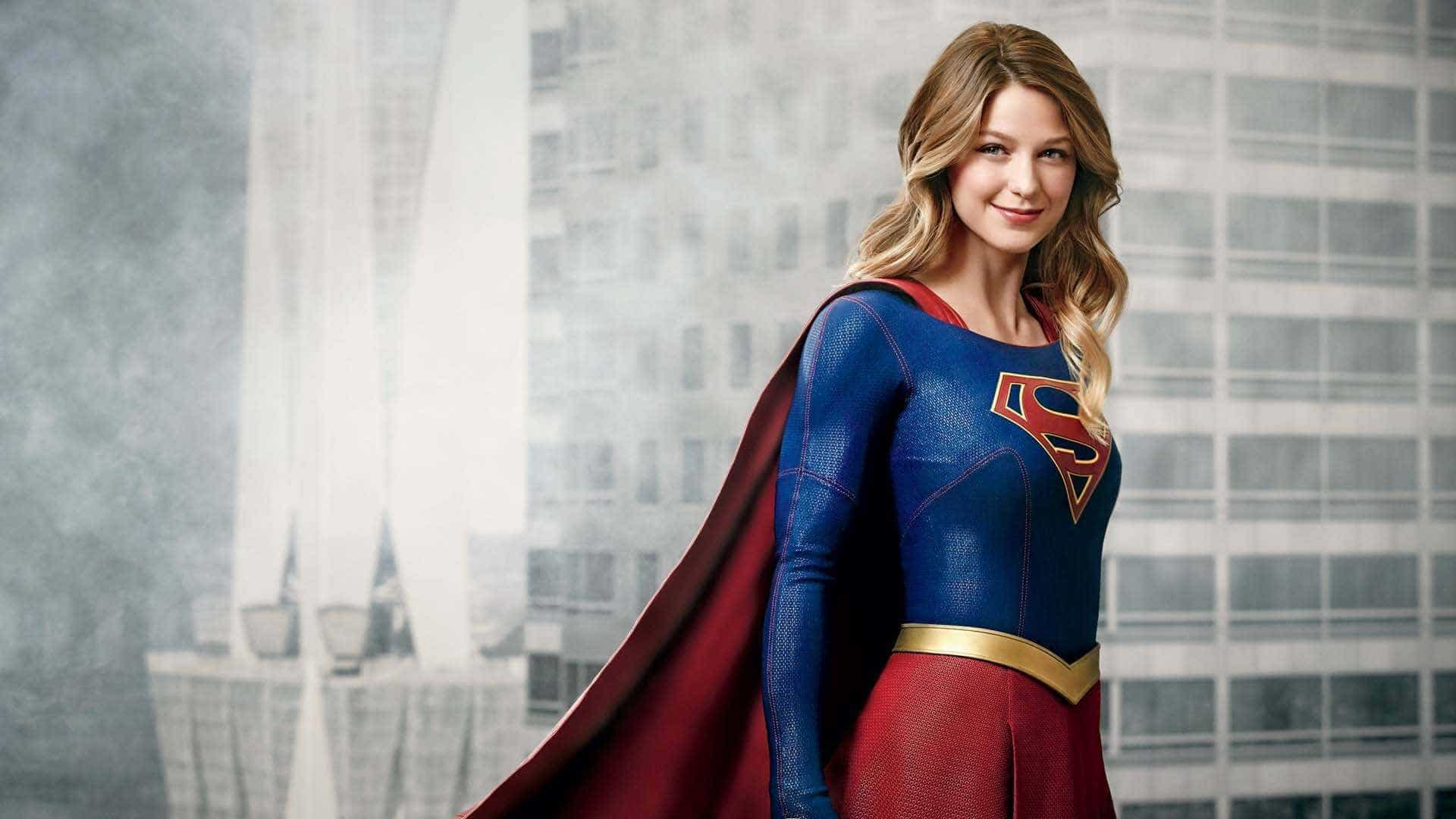 'Supergirl' terá heroína transgênero em nova temporada