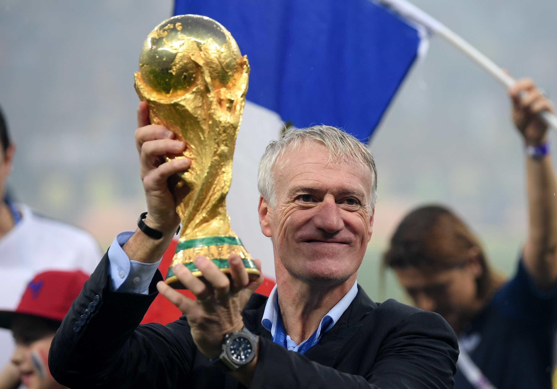 Fifa divulga lista dos técnicos que concorrem ao 'The Best 2018'