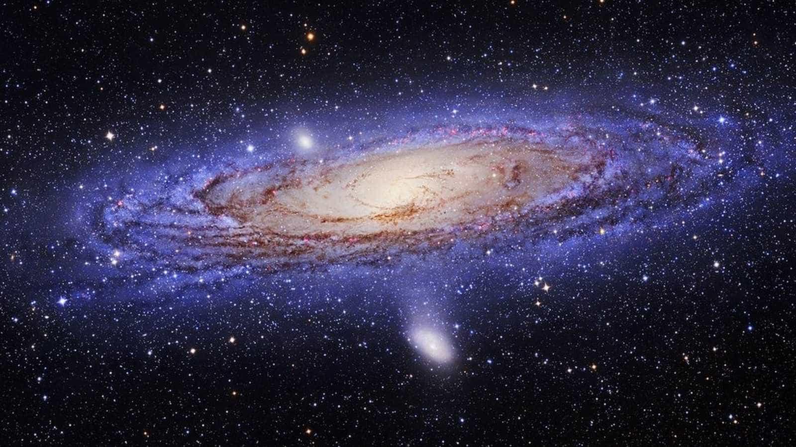 Galáxia 'irmã' da Via Láctea foi engolida por Andrômeda, diz estudo