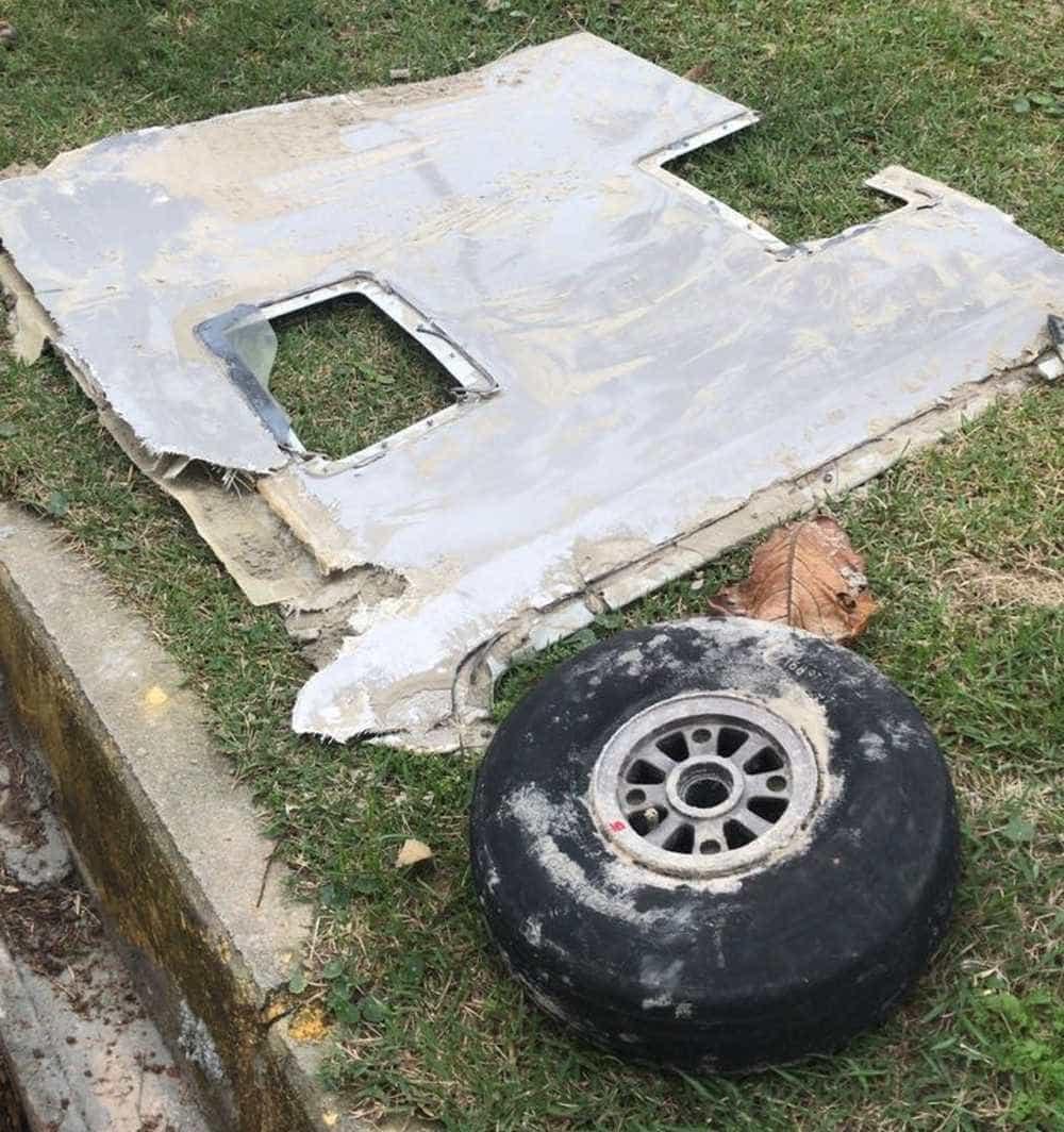 Destroços que seriam de avião desaparecido em SC são encontrados
