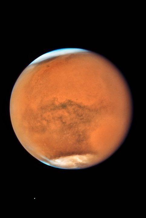"""NASA escolhe projetos de """"casas"""" para serem construídas em Marte"""