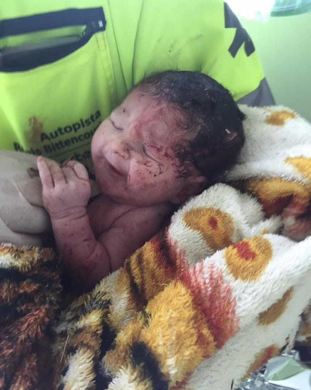 Digitais podem indicar quem é mãe de bebê que nasceu por 'milagre'