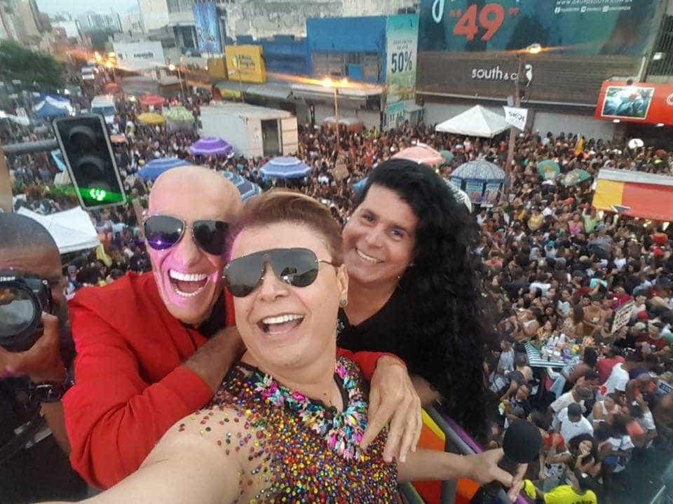 MBD lança pré-candidata transexual para deputada estadual