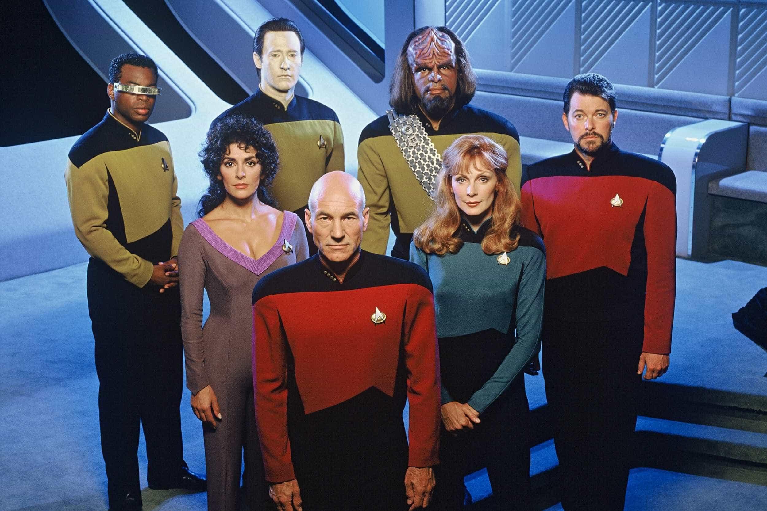 """Patrick Stewart deve retornar como capitão Picard em """"Star Trek"""""""