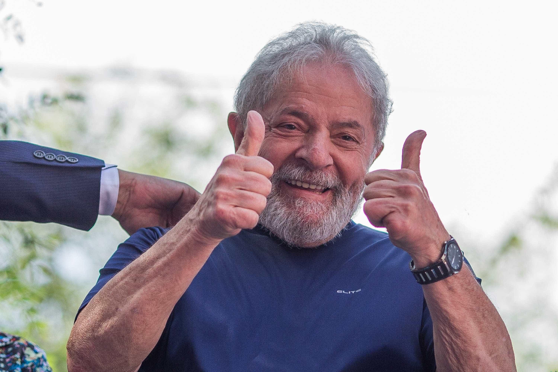 Lula admite erro do PT em campanha eleitoral