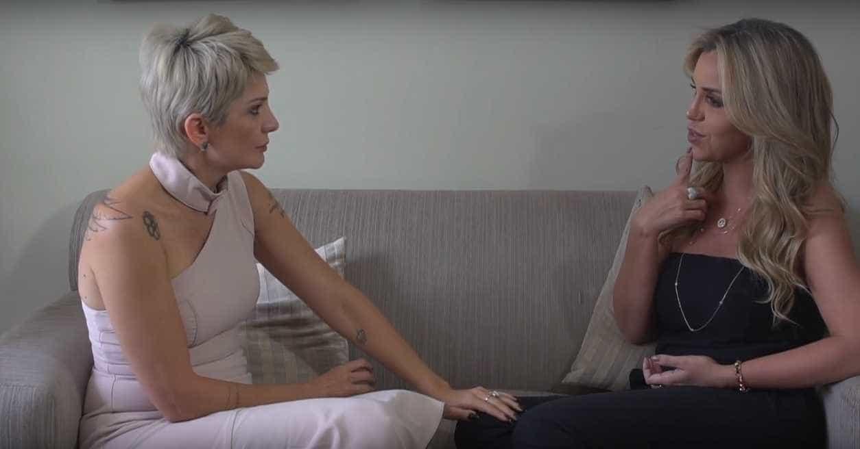Renata Banhara fala sobre tentativa de suicídio e agressões do ex