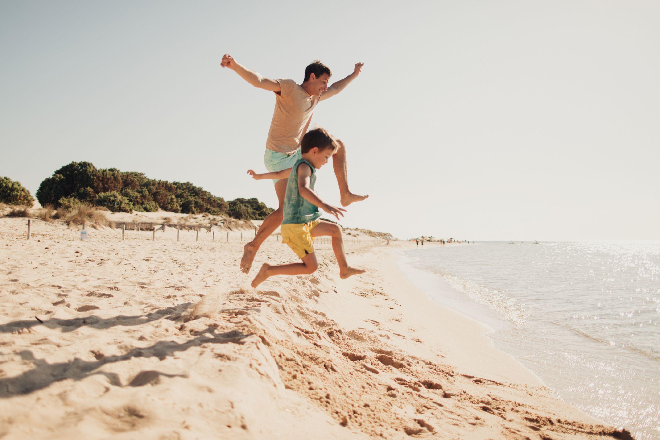8 coisas que você faz na praia (mas não devia)