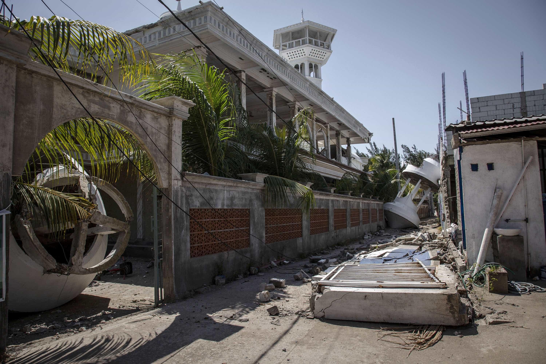 Mais um terremoto abala Lombok, na Indonésia; mortos já são 319