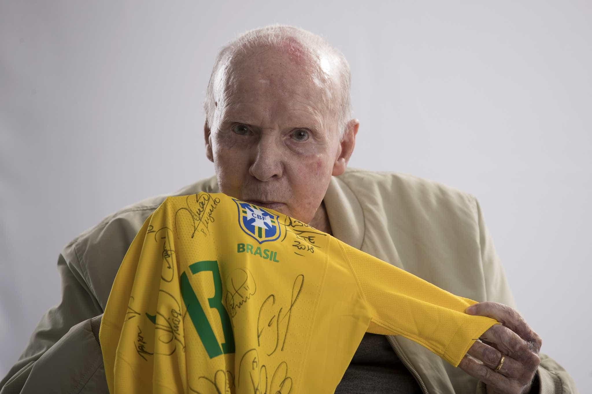 Zagallo completa 87 anos nesta quinta-feira, dia 9 de agosto
