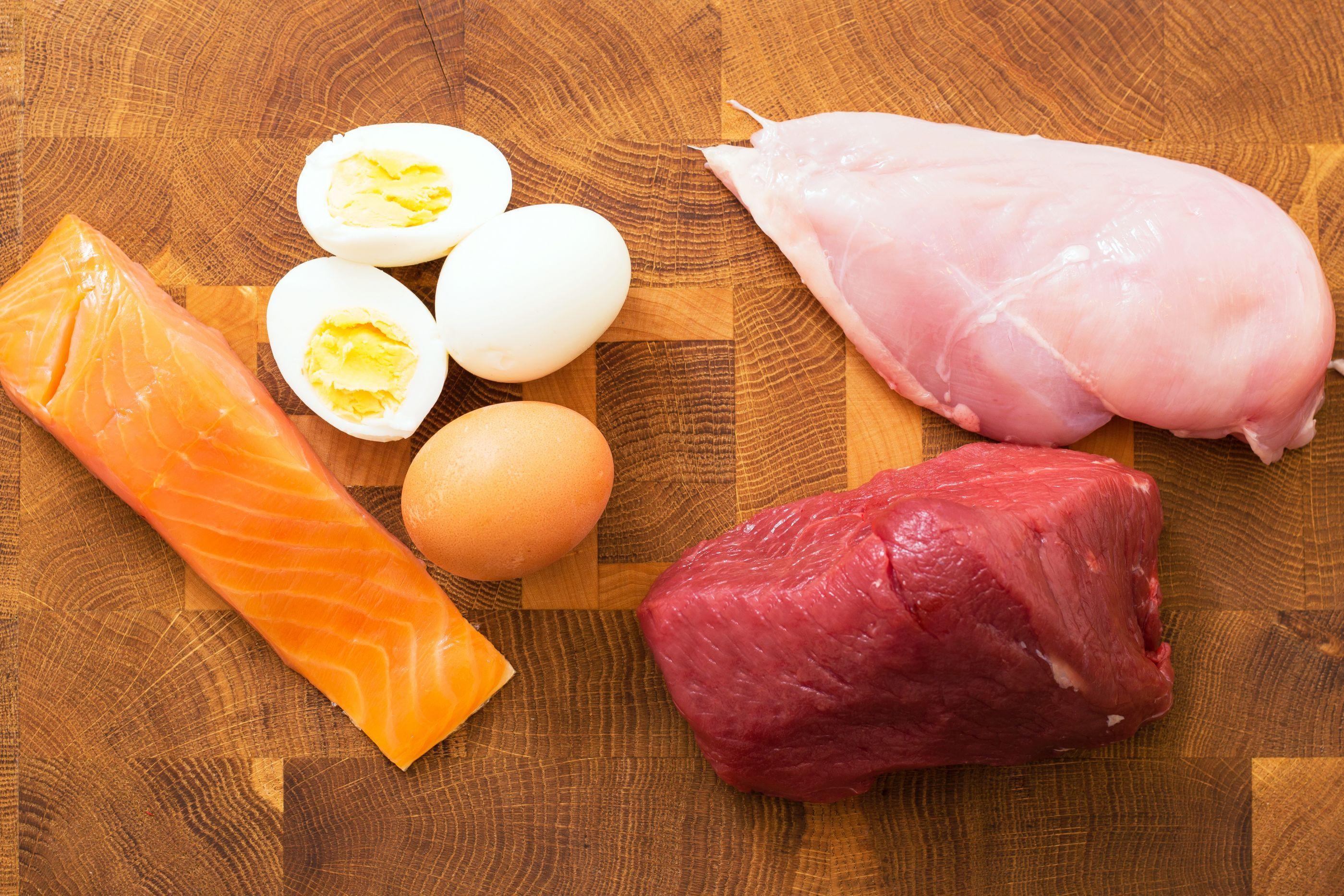 7 sinais de que você está comendo pouca proteína