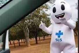 Após polêmica, Saúde apaga vídeo de Zé Gotinha dançando Drake