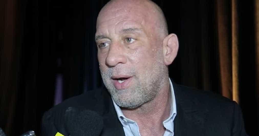 Ex-campeão do UFC diz ter sido abusado por médico