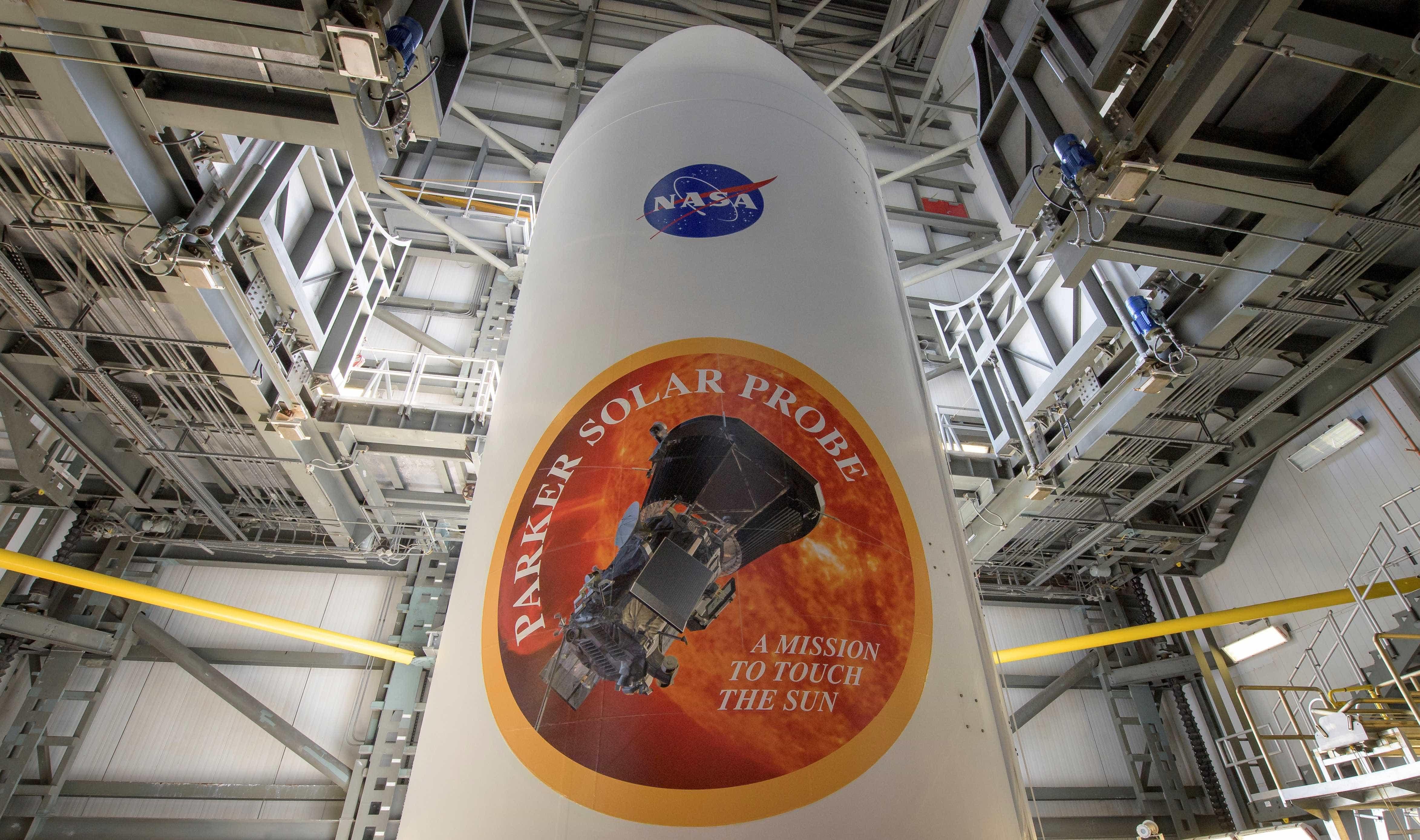 Nasa adia missão ao Sol; nova tentativa será neste domingo