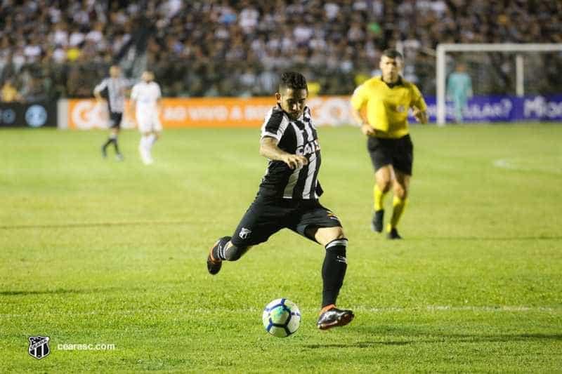 Ceará e Atlético-PR não saem do zero e continuam no Z-4