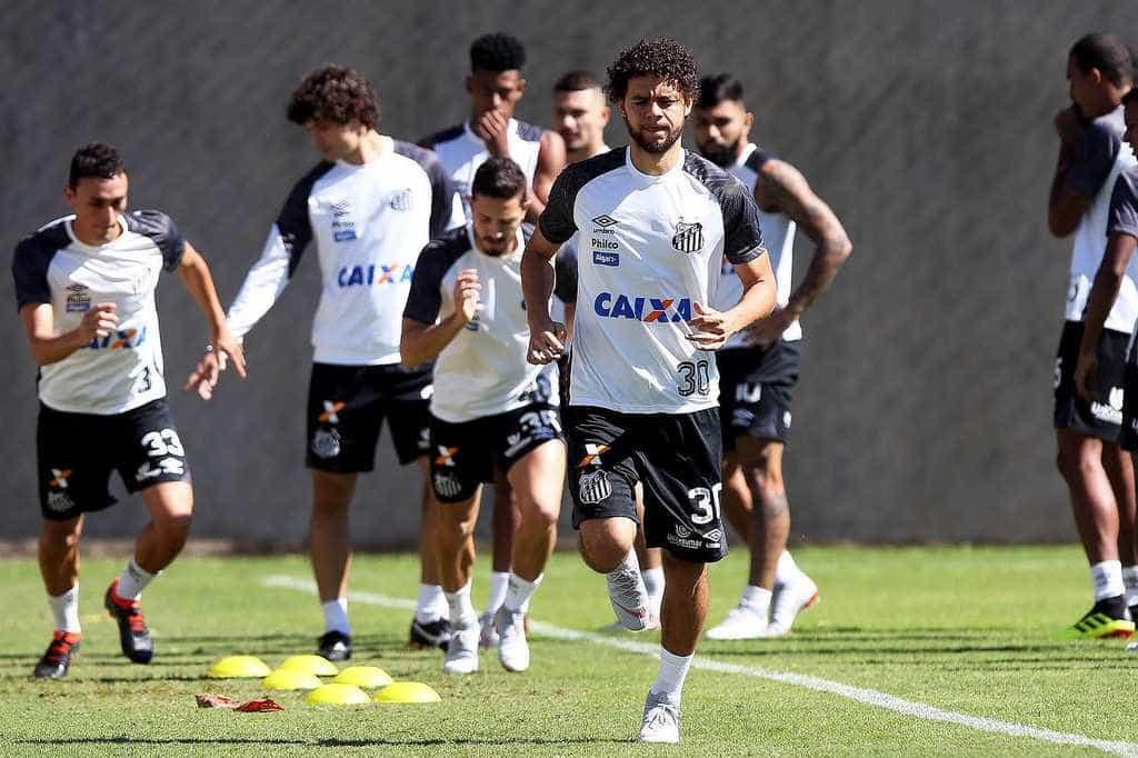 Contra Atlético-MG, Santos desafia ameaça do rebaixamento e desgaste