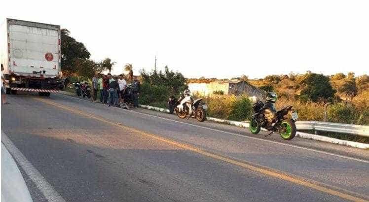 Policial Militar morre após acidente de moto em PE