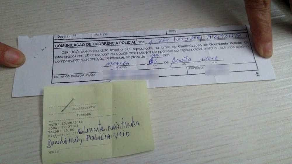Casal tenta pagar despesas em motel com cartão do Bolsa Família