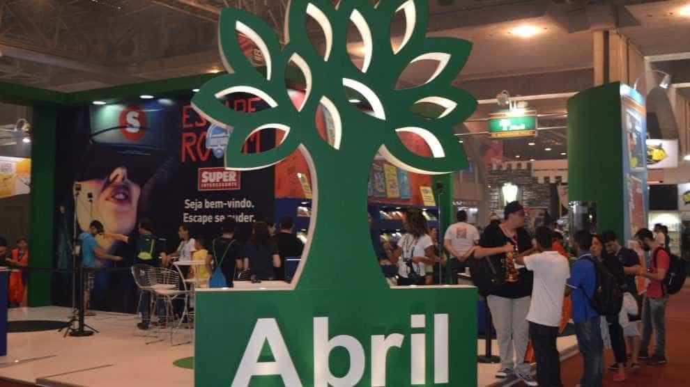 Grupo Abril entra com pedido de recuperação judicial