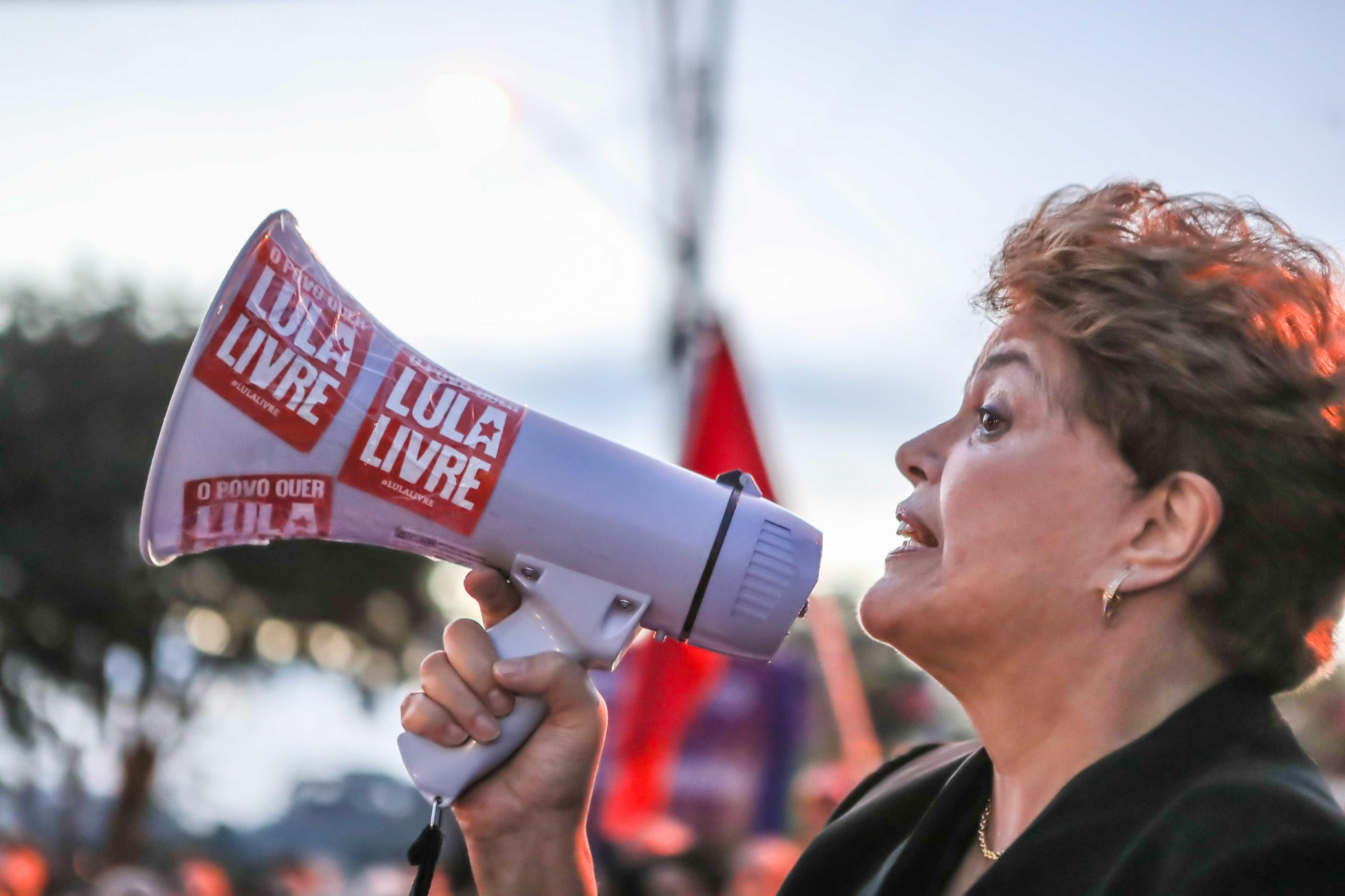 Candidatura de Dilma é contestada no TRE de Minas Gerais