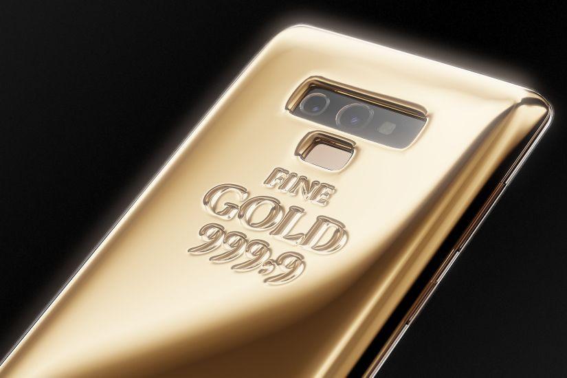 Conheça a edição do Galaxy Note 9 que custa mais de R$ 220 mil