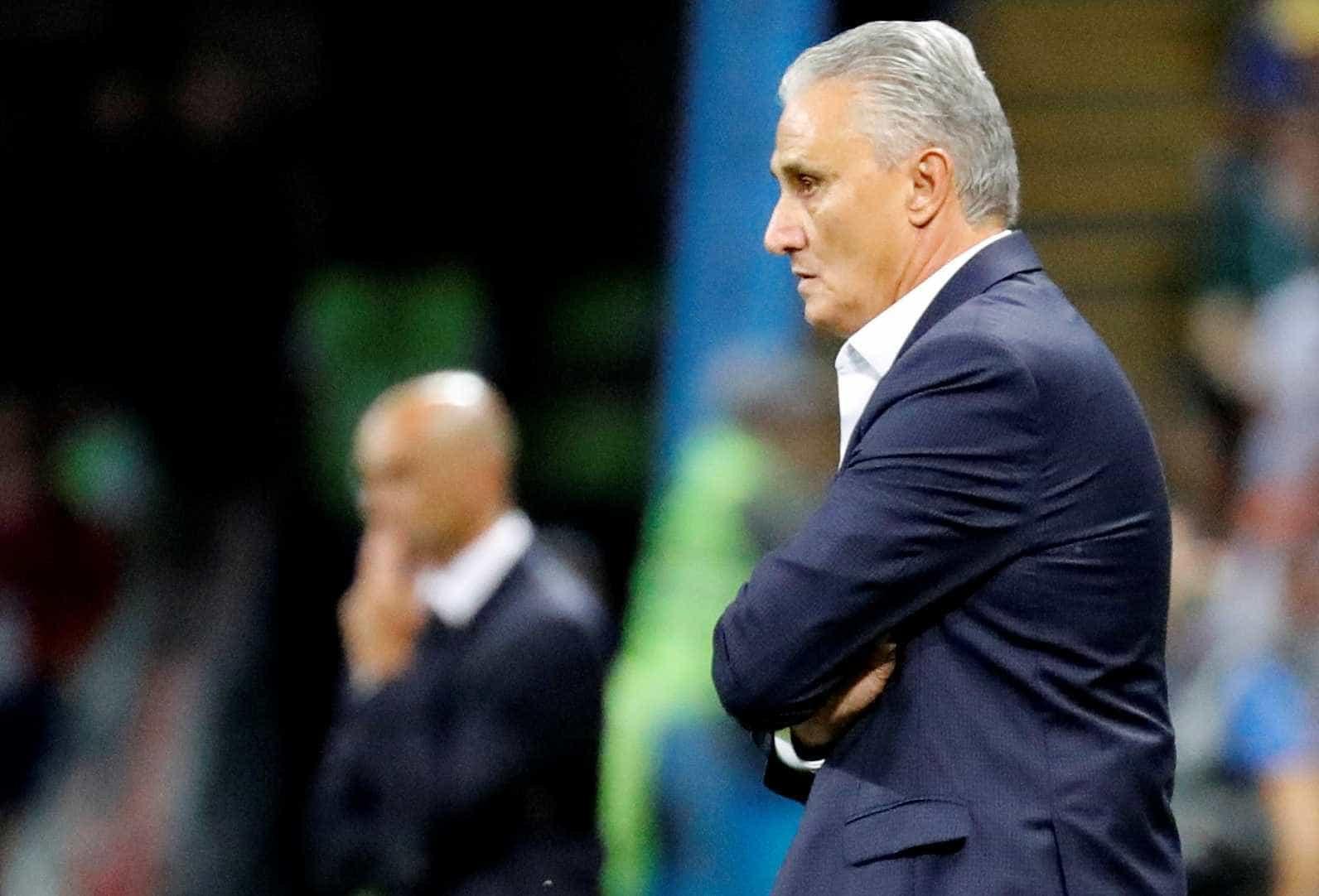 Seleção poupa Palmeiras e desfalca 3 semifinalistas da Copa do Brasil