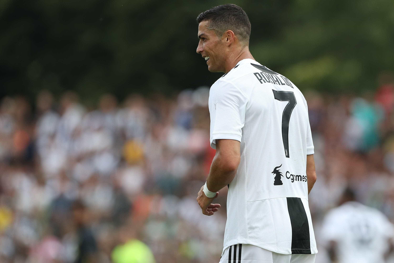 Na Itália, Cristiano Ronaldo mira novas metas