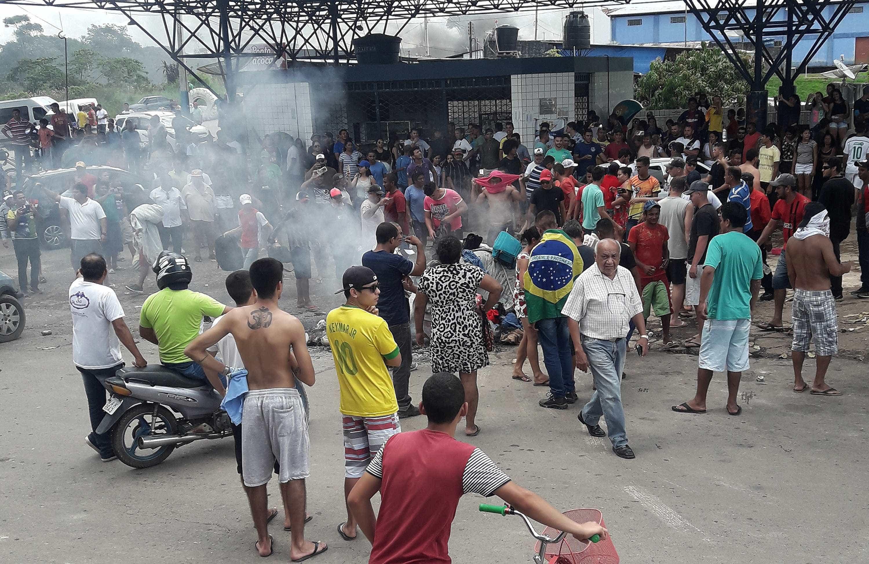 Governo federal diz que enviará 120 homens da Força Nacional a Roraima